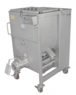 Model AFMG-52-4 Auto-Feed Mixer-Grinder (Standard Configuration)