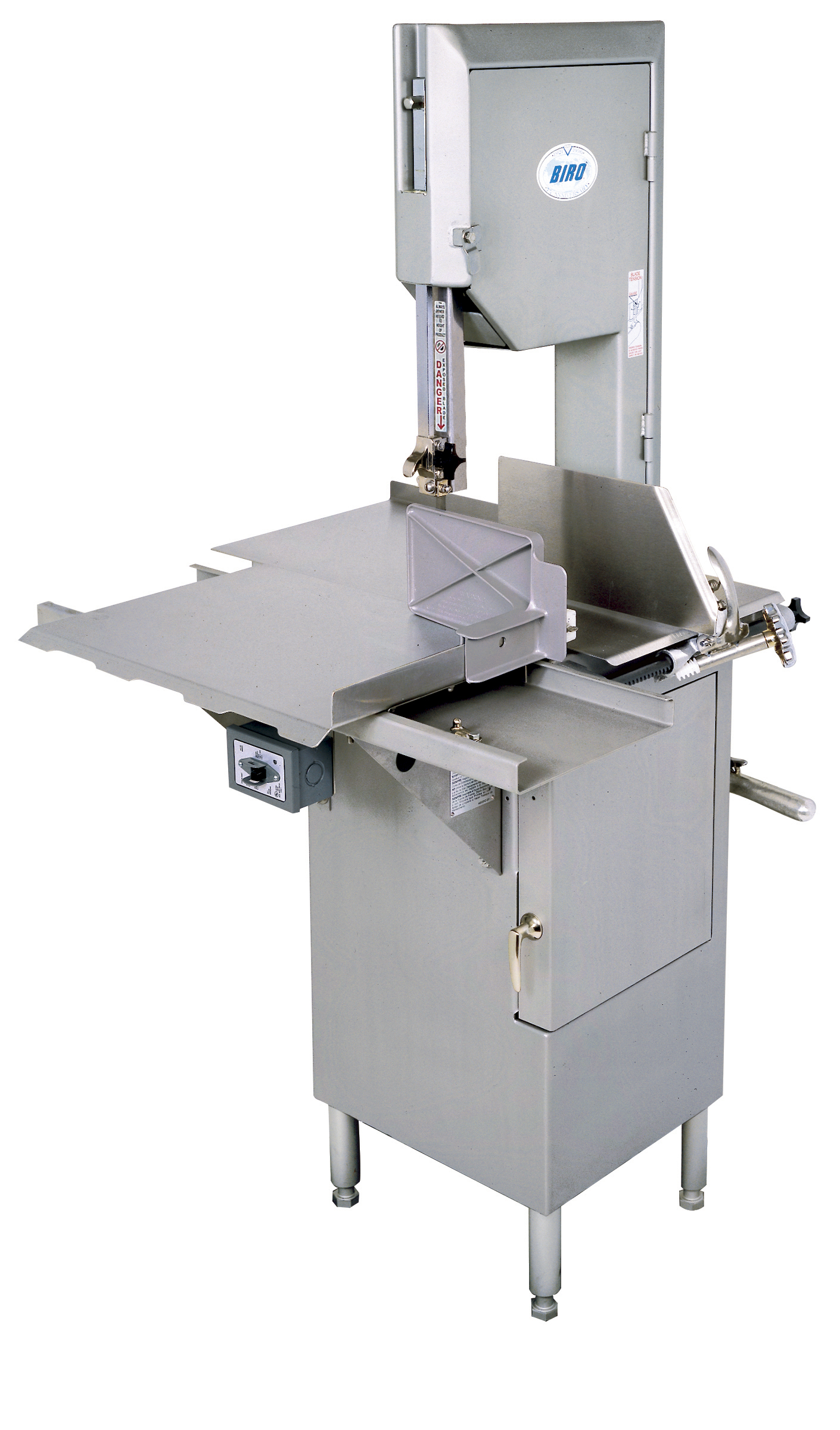 Model 22ss meat saw biro manufacturing optional extra cost stainless steel head greentooth Images