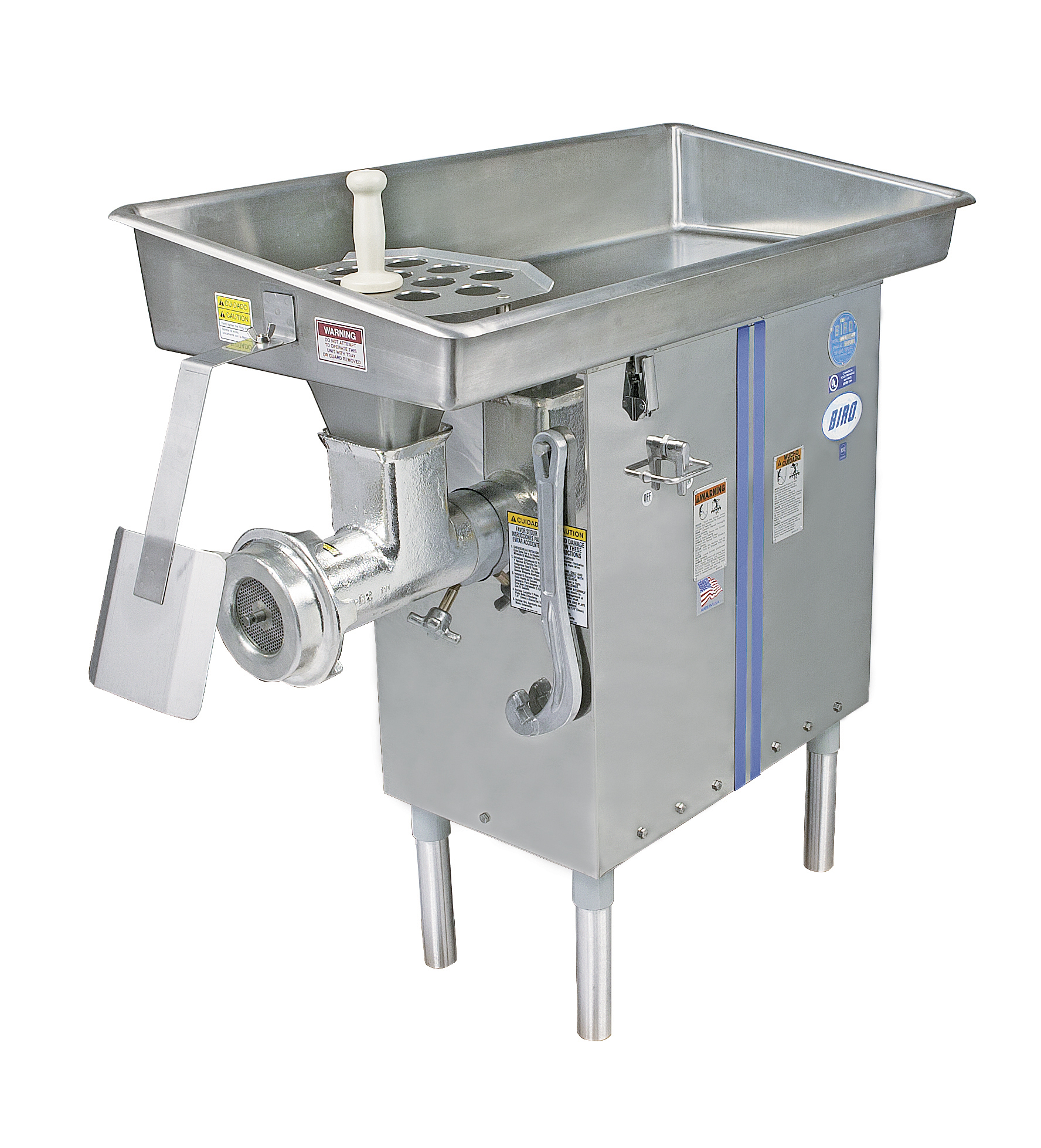 Model 346SS Manual Feed Grinder | BIRO Manufacturing